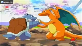 Pokemon[AMV] Ash VS Gary Liga Jhoto