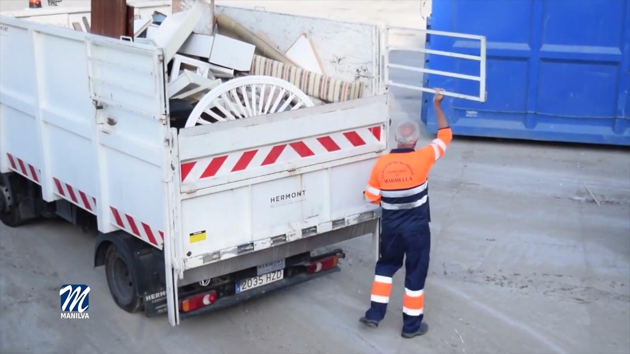 Sube la recogida de residuos en el segundo trimestre de este año