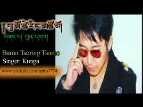 Kunga, Tsering Tsomo Tibetan song!! (HQ)