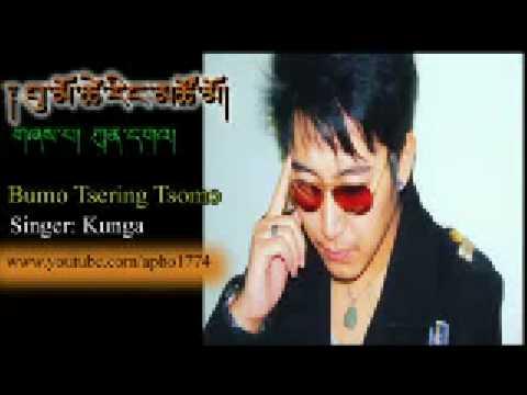 Kunga, Tsering Tsomo Tibetan song!! (HQ)