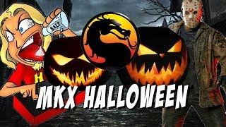 getlinkyoutube.com-MORTAL KOMBAT HALLOWEEN: Spooky MKX Challenge Tower