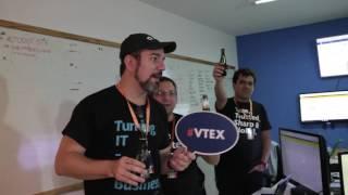 VTEX Hotsale 2016 - War Room Dia 1