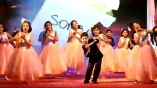 Special annul fungtion sorry dance