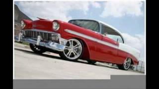 getlinkyoutube.com-1955-1956-1957 Chevy Belair Compilation
