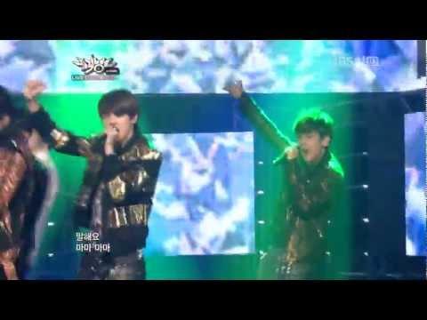 EXO-K - MAMA (120420 KBS Music Bank) -G6rvESlHOF8