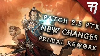 getlinkyoutube.com-Diablo 3 Patch 2.5 UPDATE - Balance Changes, Primal Ancient Rework (Season 10)