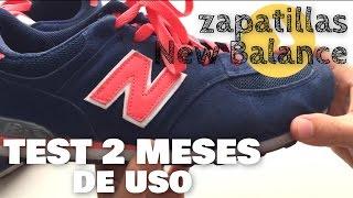 Test New Balance tras 2 meses de uso | Zapatillas AliExpress | Shoes