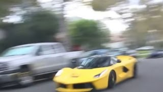 Exotic Cars Street Race Through Beverly Hills, Owner Claims Diplomatic Immunity [VIDEO]