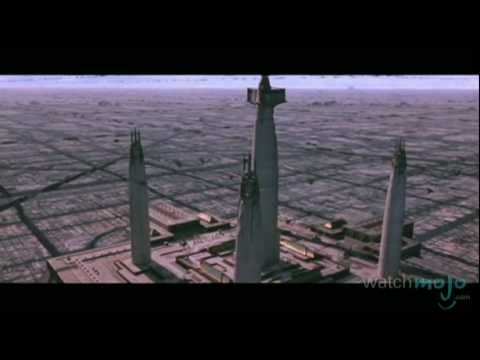 Top 10 Coolest Planets In Sci-Fi Movies