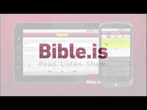 Bible.is - Kostenlose App fr Android - Deutsch/German