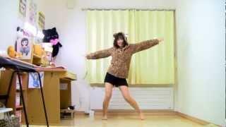 getlinkyoutube.com-【ひま】lllトゥルティンアンテナlllを踊ってみた【nanashi ver.】【2012終】