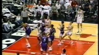 NBA Action Top 10 Dunks 97-98