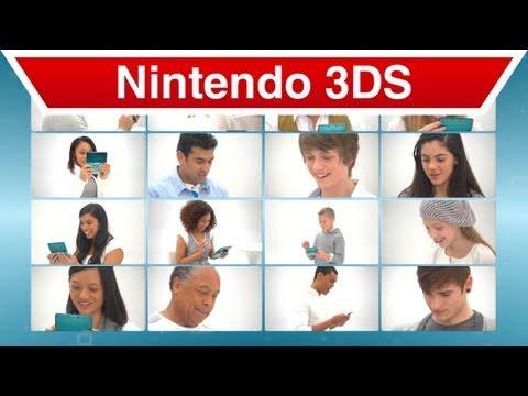Nintendo 3DS - Launch Games -G750ssoN-L0