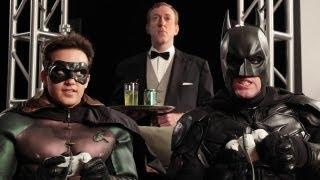 getlinkyoutube.com-THE DARK KNIGHT RAGES (Batman Plays Video Games)