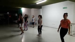 Leslie Grace, Noriel - Duro y suave - (coreografía)
