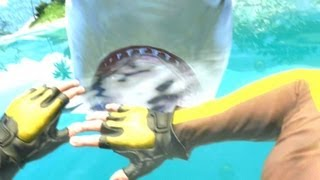 getlinkyoutube.com-Far Cry 3 | Killing a Shark