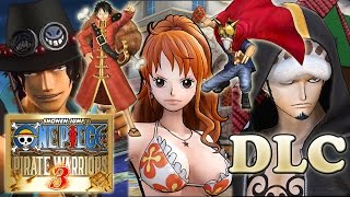 getlinkyoutube.com-One Piece Pirate Warriors 3 DLC Costumes and Missions (Story Pack and More)