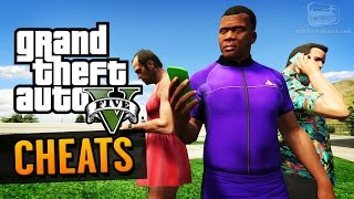 getlinkyoutube.com-GTA 5 Cheats (PC, PS4, Xbox One, PS3 & Xbox 360)