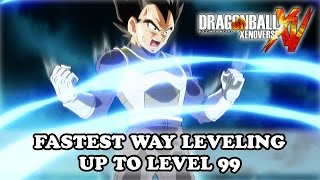 getlinkyoutube.com-Dragon Ball Xenoverse Fastest Way Leveling Up to Level 99