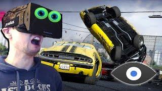getlinkyoutube.com-Next Car Game with the Oculus Rift | CLOSE UP CARNAGE