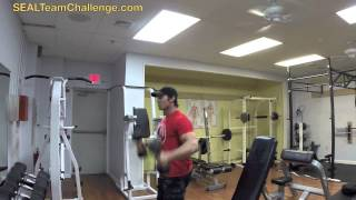 getlinkyoutube.com-25 Minute Upper Body Workout! Chris McKinley, US Navy SEAL