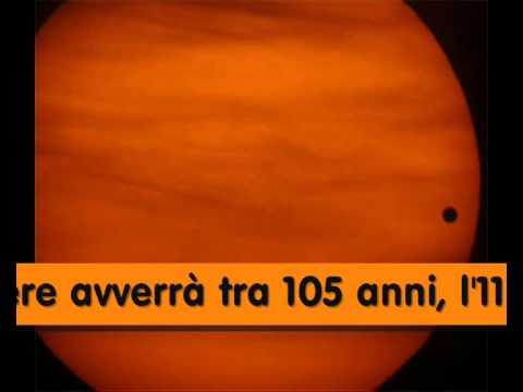 Venere passa davanti sul Sole il 6 Giugno 2012