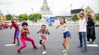 getlinkyoutube.com-แว้นฟ้อหล่อเฟี้ยว Around Bangkok Cover U9 Channel