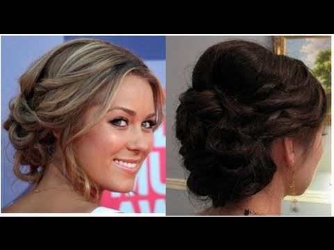 Lauren Conrad Inspired Romantic Hair Tutorial & VLOG in TN