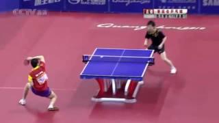 getlinkyoutube.com-Ma Long vs Kenta Matsudaira[Asian Games Guangzhou 2010]