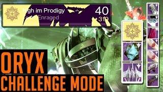 getlinkyoutube.com-Destiny Oryx Challenge Mode 320 Loot   How we Complete Oryx Challenge Mode