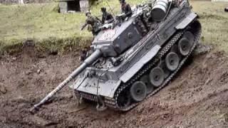 getlinkyoutube.com-Tiger 1 Heavy tank