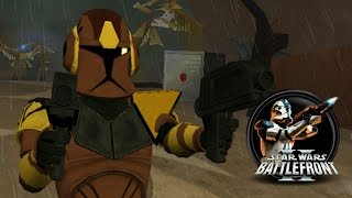 getlinkyoutube.com-Star Wars Battlefront II Mods (PC) HD: Caron Prime: Liberation Action 1.0