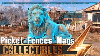 getlinkyoutube.com-Fallout 4 - All Picket Fences Magazines Location Guide