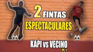 getlinkyoutube.com-Jugadas de FANTASIA Para Humillar a Tus Rivales en el FUTBOL - KAPI vs VECINO