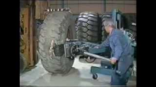Maruni ремонт шин больших размеров
