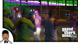 getlinkyoutube.com-GTA 5 | Grove Street vs Ballas Ep. 9 [HQ]