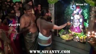 சூரிச் – அருள்மிகு சிவன் கோவில் கேதாரகௌரி விரதம் 30.10.2016