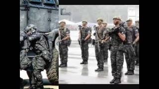 MALAYSIA MOST DANGEROUS ELITE FORCE 2016