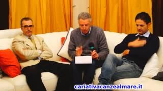 Intervista a Mister Cosentino e Vincenzo Patera