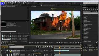 getlinkyoutube.com-AFTER EFFECTS HOUSE FIRE VFX TUTORIAL