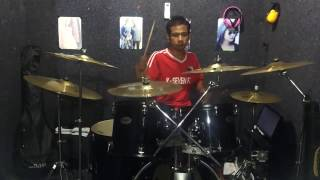 St12 Puspa Drum Cover By Novigita (Official Video)