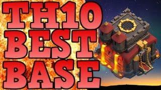 getlinkyoutube.com-Best TH10 war base ever tested 4 times! Episode 7