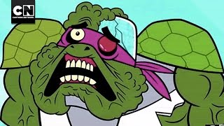 getlinkyoutube.com-Teenage Mutant Titans I Teen Titans Go! I Cartoon Network