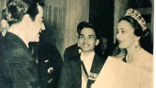 حكاية غرامى حفل بحضور الملك حسين جزء ثانى