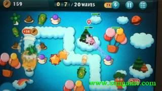 getlinkyoutube.com-carrot Fantasy Skyline Level 10 walkthrough-.flv