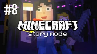 getlinkyoutube.com-BE BRAVE! - MINECRAFT STORY MODE (EP.8)