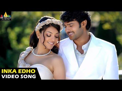 Darling Movie Inka Edo Video Song || Prabhas, Kajal (1080p)