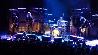 Dinosaur Jr, The Boy With The Thorn In His Side, with Johnny Marr, Terminal 5, NYC, 12/01/12