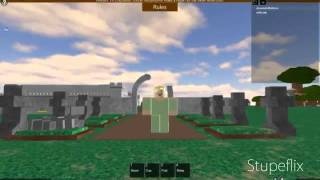 getlinkyoutube.com-Kingdom Life Classes on ROBLOX Part 3