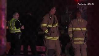 Una fuga de gas puso a correr a las autoridades de Overland Park